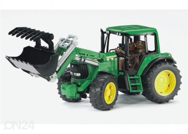 John Deere traktor kopaga 1:16 Bruder KL-106985