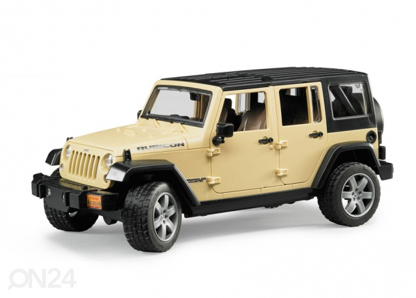 Jeep Wrangler Unlimited Rubicon 1:16 Bruder KL-107094