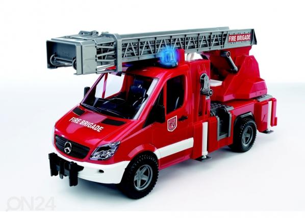 MB paloauto äänellä ja valolla 1:16 BRUDER KL-107098