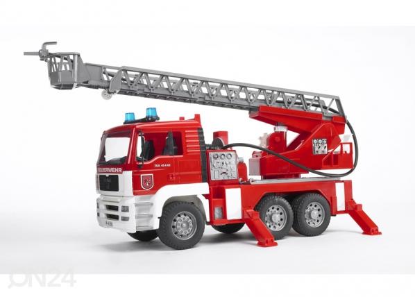 MAN paloauto äänellä ja valolla 1:16 BRUDER KL-107122