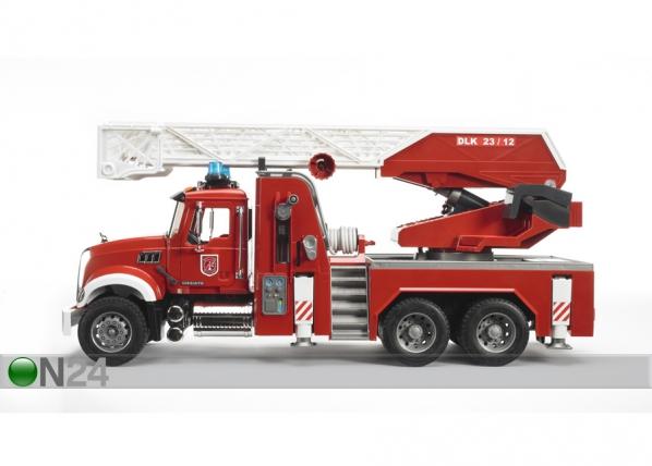 MACK paloauto äänellä ja valolla 1:16 BRUDER KL-107129