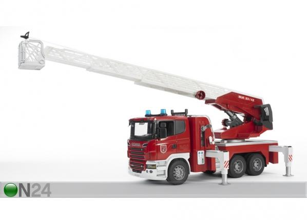Scania tuletõrje heli ja valgusega 1:16 Bruder KL-107180