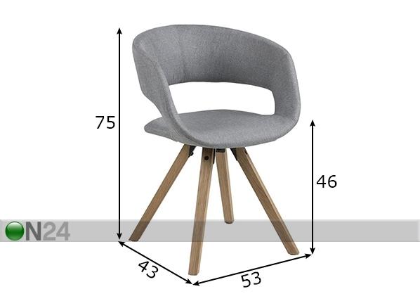 Tuoli GRACE CM-107638