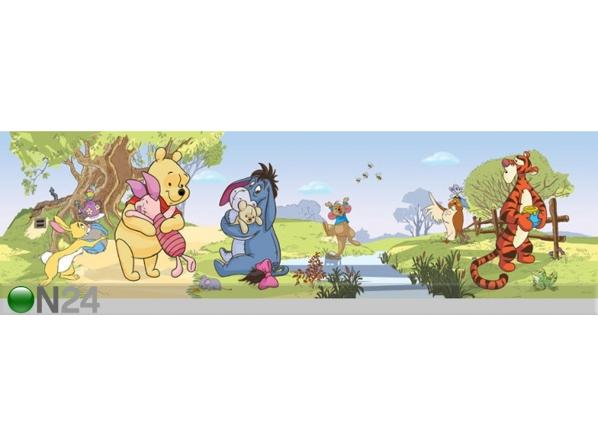 Seinakleebis Winnie The Pooh Adventure ED-107742