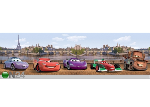 Seinakleebis Cars in London ED-107746