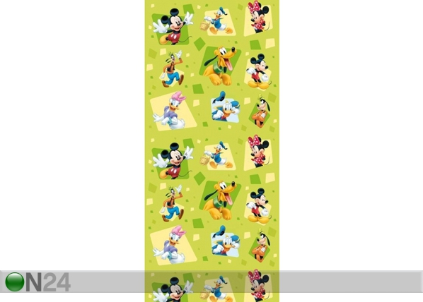 Флизелиновые обои Mickey Mouse 53x1000 cm ED-108063