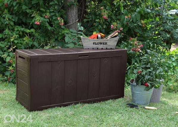 Säilytyslaatikko puutarhaan KETER SHERWOOD 270 L HU-108687