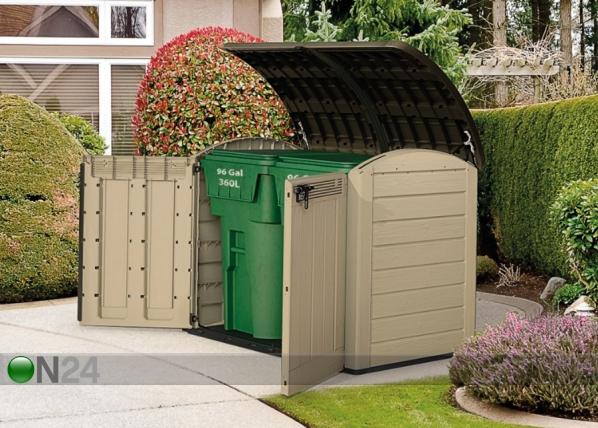 Säilytyslaatikko puutarhaan Keter Ultra HU-108750