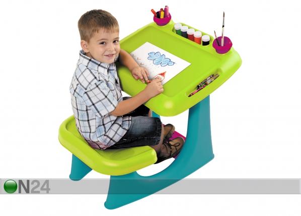 Lasten leikkipöytä KETER SIT & DRAW HU-108975