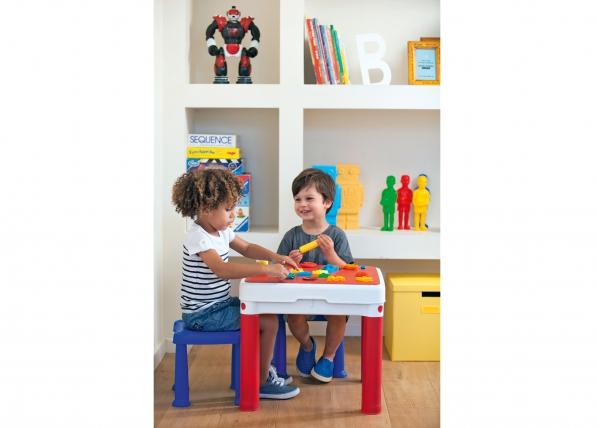 Lasten leikkipöytä KETER CONSTRUCT HU-108998