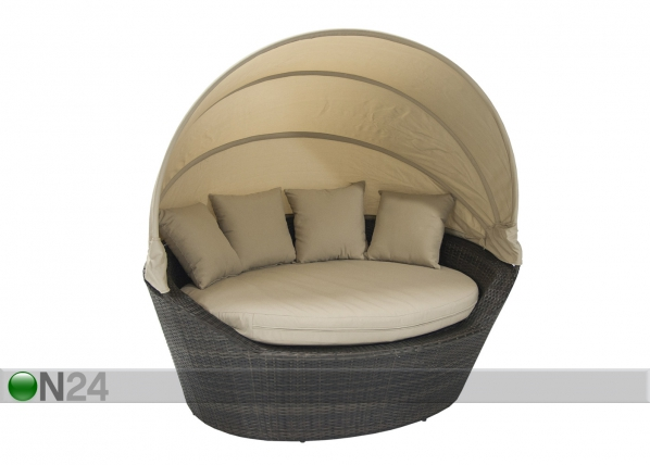 Садовый диван Mini Muse с навесом EV-110280