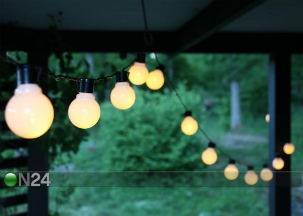 Valoketju PARTY 16 LED AA-110556