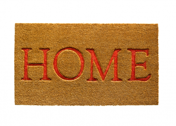 Кокосовый коврик Home 40x70 cm AA-110735