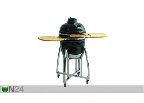 Угольная гриль Rebel Kamado M BBQ HK-110754