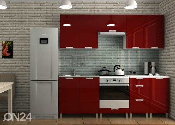 Köögimööbel Dall 220 cm TF-111066