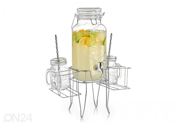 Комплект для напитков из 6 частей GB-111671