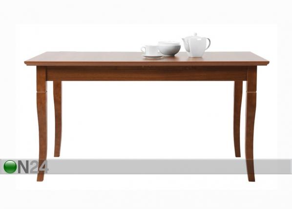 Jatkettava ruokapöytä 85x150-190 cm TF-111890