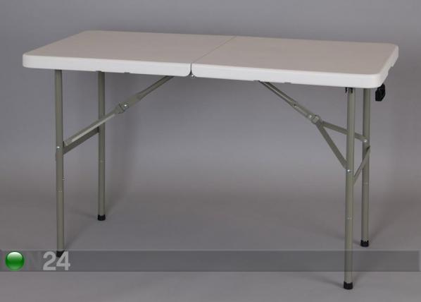 Kokoontaitettava pöytä 152x71 cm RU-112941