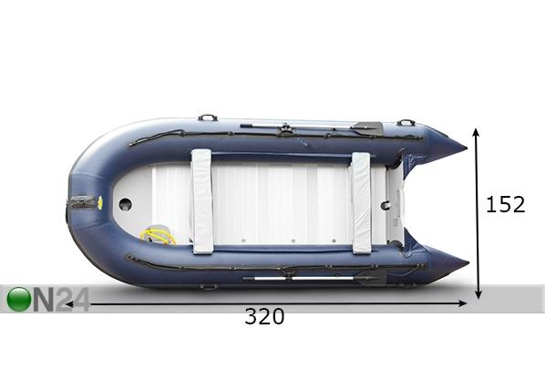 Paat PVC Catran Marine MB-113427