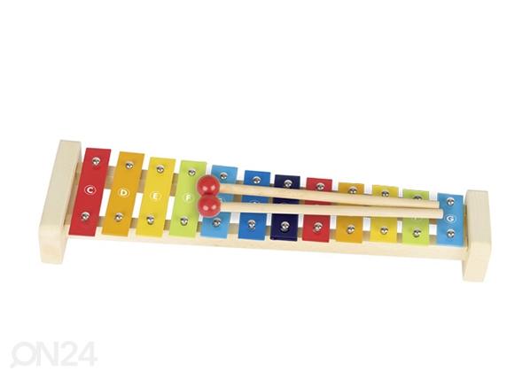 Värikäs ksylofoni PU-113482