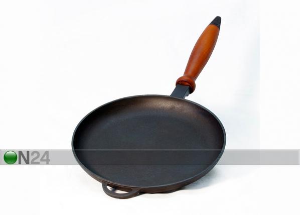 Чугунная сковорода для блинов Syton Ø 22 cm HU-114275