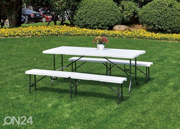 Комплект складной садовои мебели Almera SI-114730