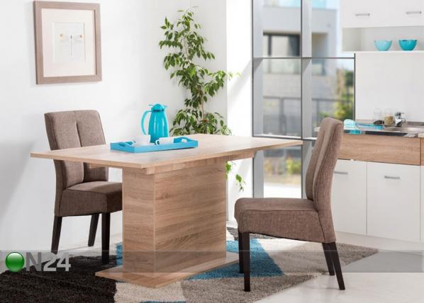 Ruokapöytä ELDON 153x90 cm AQ-115024