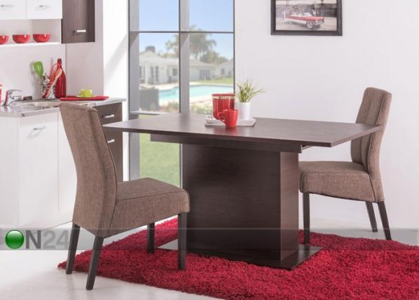 Ruokapöytä ELDON 153x90 cm AQ-115025