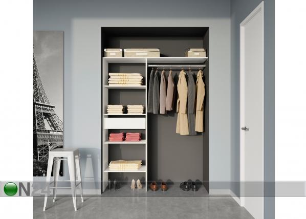 Garderoobisüsteem Primo 4 MA-115715
