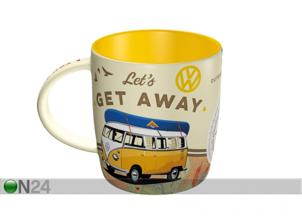 Kruus VW Bulli Let's Get Away SG-115847