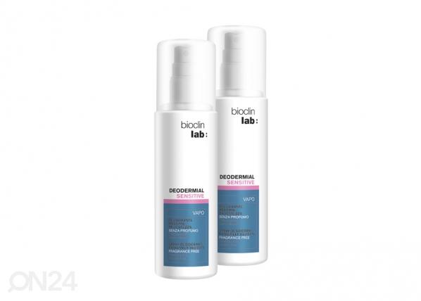 Deodorant BioClin Lab Sensitive lõhnavaba 2x100ml TZ-116725