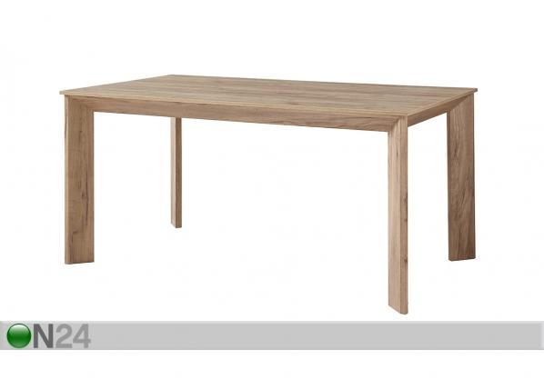 Ruokapöytä DESIGN2 160x190 cm SM-116780