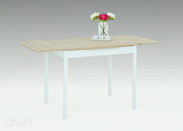 Jatkettava ruokapöytä KIEL I 90-142x65 cm SM-117700