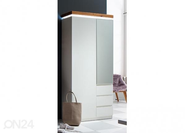 Шкаф платяной Romina CM-118202