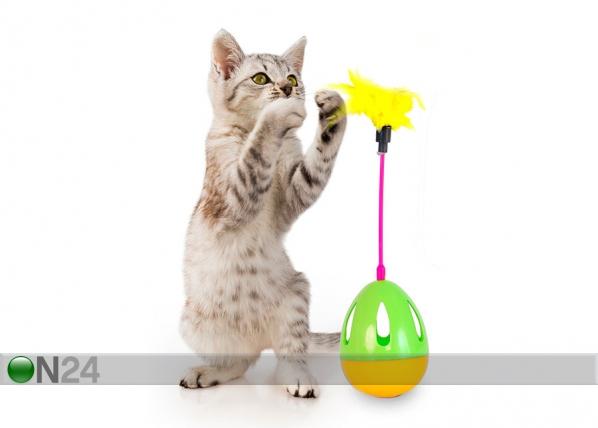 Kehittävä lelu kissoille, muna sulilla SG-118476
