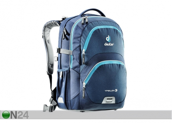 Koulureppu DEUTER YPSILON MIDNIGHT BB-118666 - ON24 Sisustustavaratalo 68b79545ae