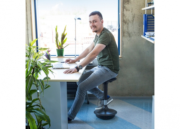 Эргономичный высокий стул Just Fun EV-118936