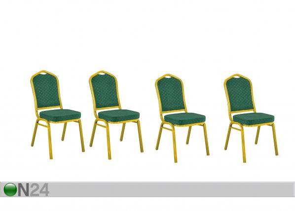 Tuolit 4 kpl TF-119055
