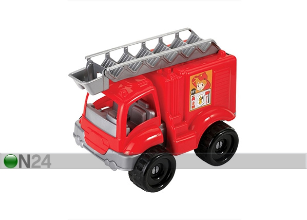 Paloauto ja palikat UP-119099
