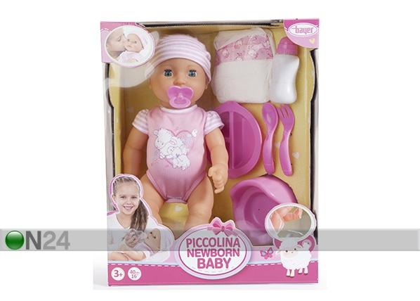 Vauvanukke PICCOLINA 40 cm UP-120320