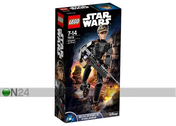 LEGO Kersantti Jyn Erso Lego Star Wars RO-120523