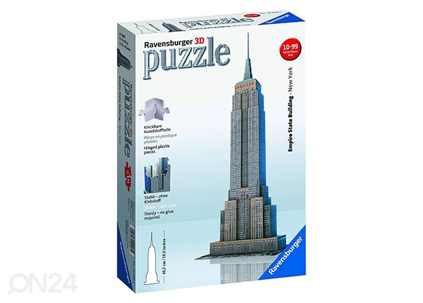 3D palapeli EMPIRE STATE BUILDING RO-121185