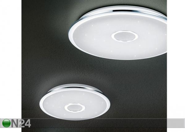 LED plafoonvalgusti puldiga Osaka EW-121708