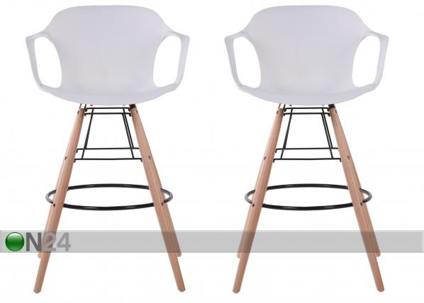 Bar-tuolit RINGSTED-A, 2 kpl BL-121887