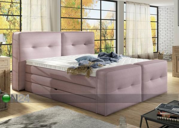 Континентальная кровать с ящиком 140x200 cm TF-122882