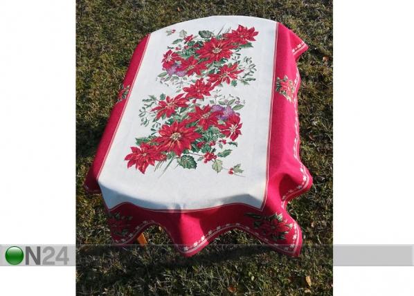 Gobeläänkangast jõululaudlina Ornament 140x212 cm TG-123446