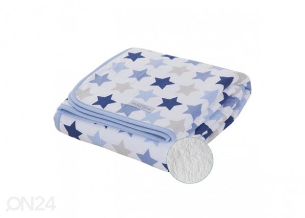 Lasten täkki MIXED STARS BLUE 110x140 cm LC-123916