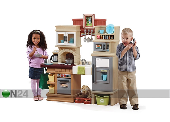 Keittiö on kodin sydän STEP2 WB-123922