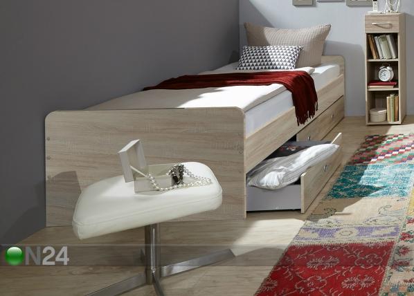 Компактная кровать MRK 90x200 cm SM-126077