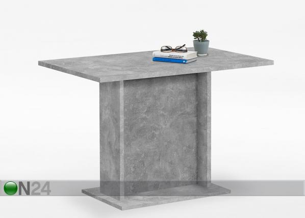 Ruokapöytä BANDOL 3 70x110 cm SM-126673